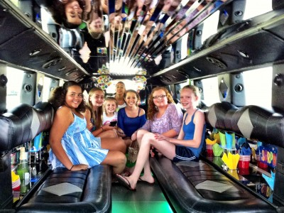 Charlotte Kids Limo Party Birthday