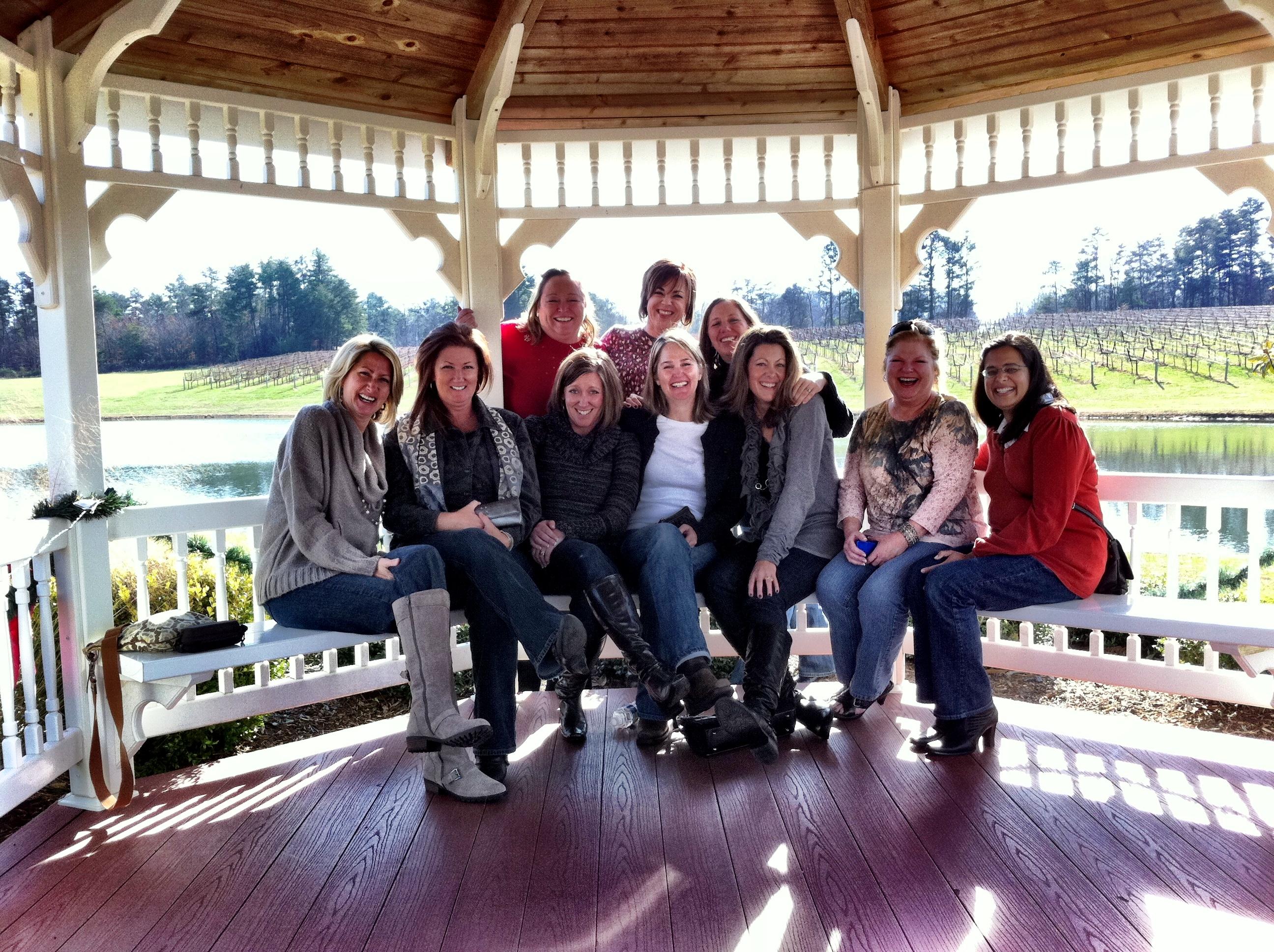 Carolina Luxury Transportation Group NC wine tour